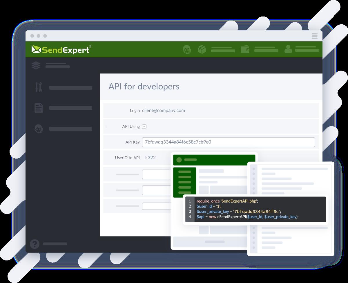 API for Developers